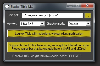 Blackd Tibia MC 10.76