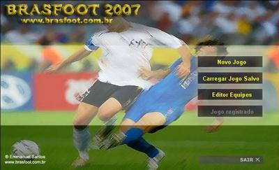 brasfoot 2008 site oficial