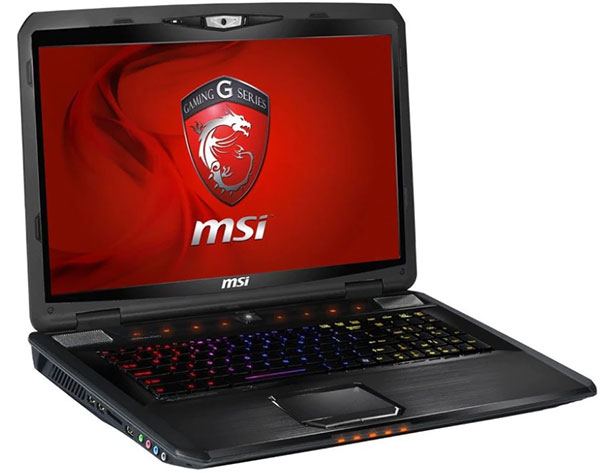 Driver VGA NVIDIA do Notebook MSI GT780DX