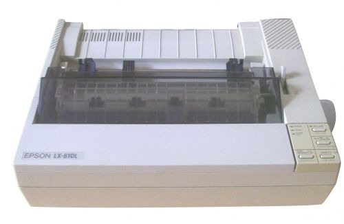 Epson LX-810 Driver