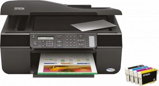 Epson Stylus Office BX300F Scanner Driver