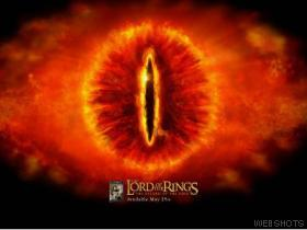 Eye of Sauron Screensaver