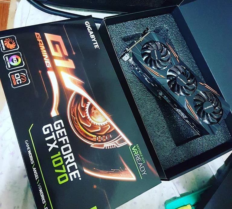 GeForce GTX 1070 Driver