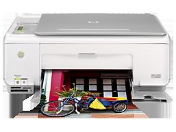 o software da impressora hp deskjet f4280