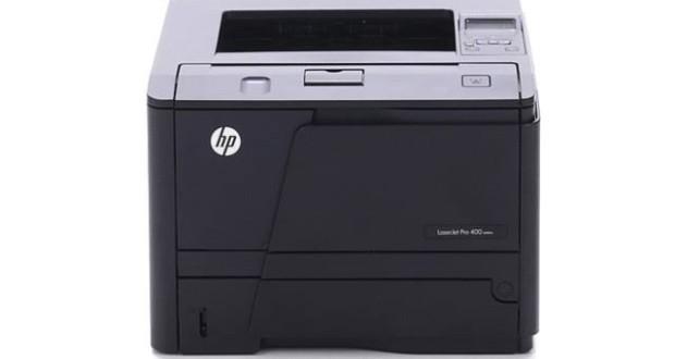 HP LaserJet Pro 400 M401n Printer Driver
