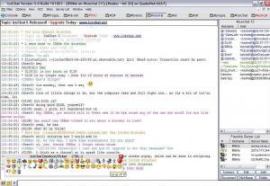 IceChat IRC Client