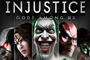 Dublagem para Injustice: Gods Among Us