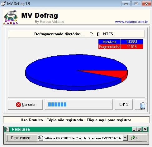DEFRAG 1.9 BAIXAR MV