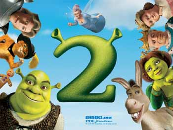 Shrek 2 ScreenSaver