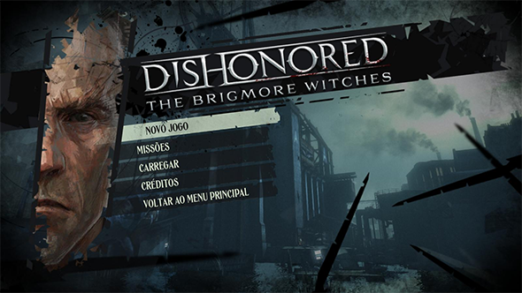 Tradução - Dishonored: The Brigmore Witches