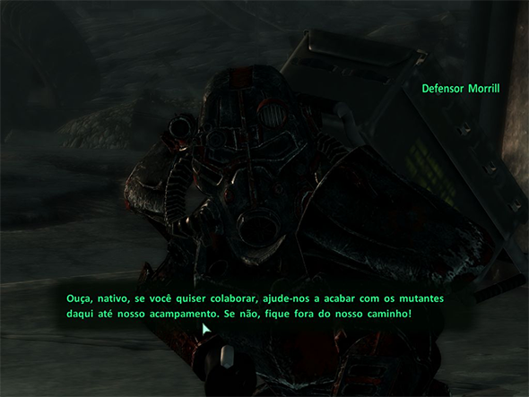 Tradução - Fallout 3 Operation: Anchorage
