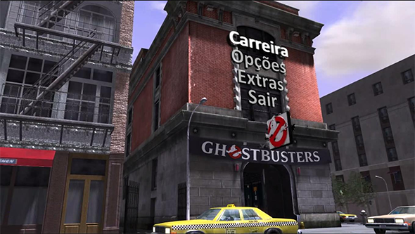 Tradução - Ghostbusters: The Video Game