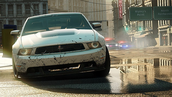 Tradução - Need for Speed: Most Wanted 2012