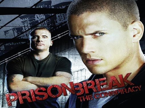 Tradução - Prison Break: The Conspiracy