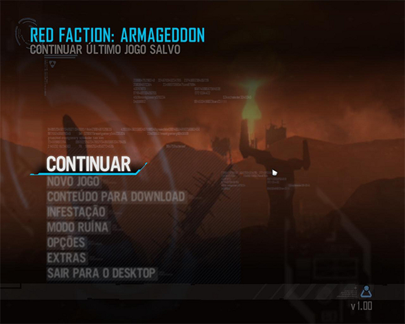Tradução - Red Faction: Armageddon