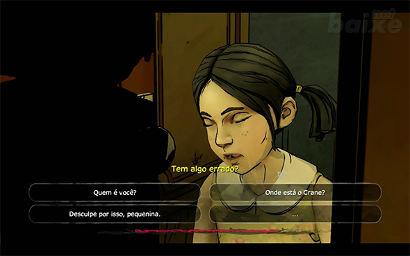 Tradução - The Wolf Among Us - Episode 3: A Crooked Mile