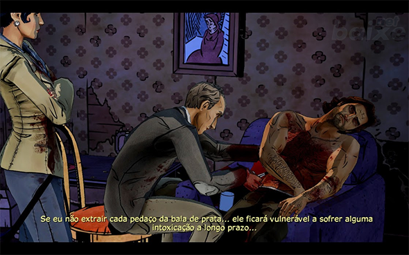 Tradução - The Wolf Among Us - Episode 4: In Sheep's Clothing