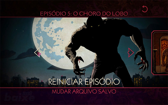 Tradução - The Wolf Among Us - Episode 5: Cry Wolf