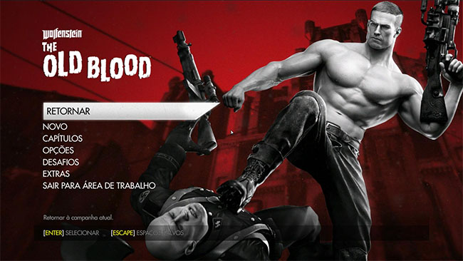 Tradução - Wolfenstein: The Old Blood