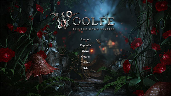 Tradução - Woolfe: The Red Hood Diaries