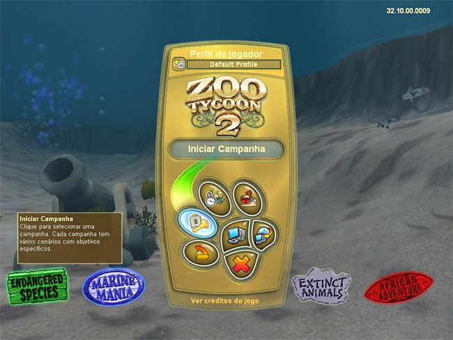 Tradução - Zoo Tycoon 2: Ultimate Collection